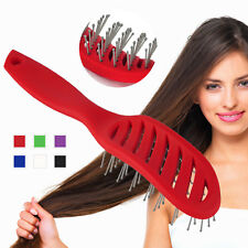 Salon Hair Care Vented Brushes Home Hairdressing Detangling Styling Combs