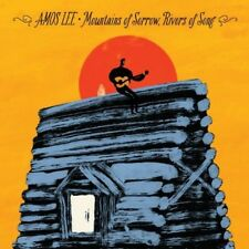 Amos Lee - Mountains of Sorrow Rivers of Song [New CD]