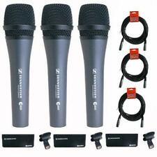 Sennheiser Se835K-K1 Wired Cardioid Handheld Dynamic Vocal Stage Microphone Kit