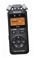 Tascam DR-05 – High quality handeld audio recorder