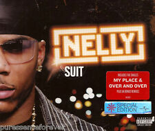 NELLY - Suit (UK 13 Track CD Album)