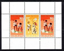 Suriname - 1966 Child welfare Mi. Bl. 6 MNH