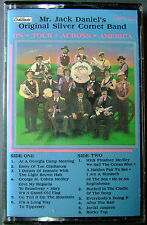 Jack Daniel's Original Silver Cornet Band: On Tour Across America (Cassette) NEW