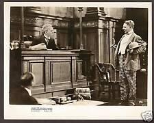 W.C. Fields Original Movie Photo Sally of the Sawdust
