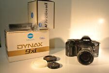 Minolta Dynax 9xi Spiegelreflexkamera analog m. Objektiv(SN:17206309)(31)