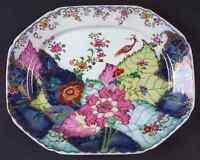 """Mottahedeh TOBACCO LEAF 13 7/8"""" Oval Serving Platter 406165"""