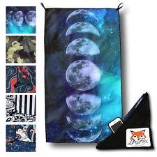 "Quick Dry Microfiber Travel Towel Absorbent XL 30""x60"" Compact Beach Sports Moon"