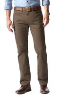 Men's Dockers Soft Stretch Jean Cut Straight-Fit Pants Brown color $58.00
