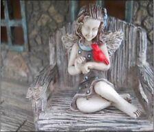 Miniature Dollhouse Fairy Garden - April - Fairy Only - Accessories