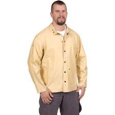 Cronatron By Steiner Lightweight Pigskin Welders Jacket Size Large Cw5502