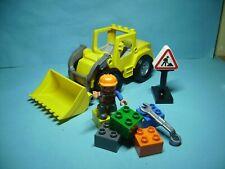 Lego Duplo Radlader 10520,TOP!!!!
