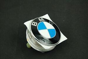 BMW Z4 E85 E86 02-08 Clear Side Marker Light White + Emblem Left=Right Genuine