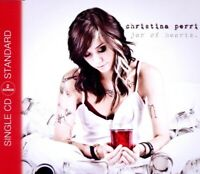 "CHRISTINA PERRI ""JAR OF HEARTS""  CD SINGLE NEU"