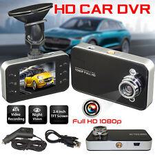 1080p HD Dash 2.7″ LCD Car DVR Cam Camera UK G Sensor Dashboard Night Vision
