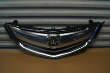 2014 2015 2016 ACURA MDX FRONT UPPER GRILLE OEM USED