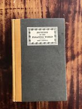 Book Classic Pictures Of The Floating World By Amy Lowell, 1922 Ed. Hardcover