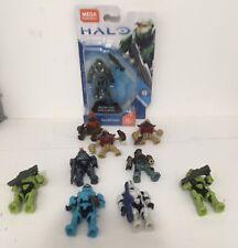Halo Mega Bloks Spartan And Grunt Lot