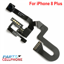 For iPhone 8 Plus Front Camera Flex Replacement with Proximity Light Sensor Mic