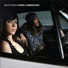 Bjork, Brant-Gods & Goddesses CD Merce Nuova