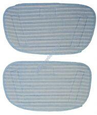 Morphy Richards 720501 Multi Pavimenti Scopa a vapore pavimento duro Panni In Microfibra Confezione da 2