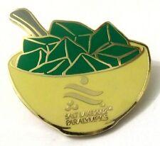 Pin Spilla Salt Lake City 2002 Paralympic Games