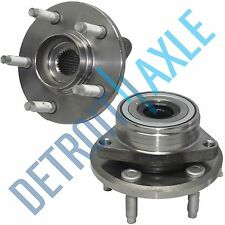 Set of (2) New FRONT Wheel Hub and Bearing Assembly for Ford Taurus Continental