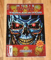 Movie Maniax #1 Terminator Gamix Comic Magazin