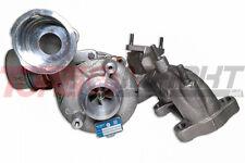 NEW TURBOCHARGER Skoda Superb 1,9 TDI 74 KW/105 hp Motor BXE KKK Vag turbo