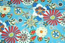 1  yd Rain Flower Cotton Quilt Fabric Alexander Henry Free Ship  Bfab