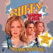 BUFFY: ONCE MORE WITH FEELING SOUNDTRACK CD NEW+