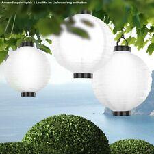 Top LED Solarleuchte Solar Beleuchtung Garten Lampe Terrasse Außenleuchte Balkon