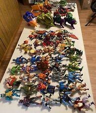 MOTUC, Figures Lot, Masters of the Universe Classics, He-Man set, parts, weapons