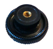 Knobs, knurled, 43mm wide, 1/4-20 screw tread, 400 pcs.