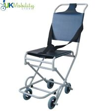 Roma 1824 Ambulance Evacuation Chair with 4 Wheel