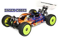 LOSI 1/8 8IGHT-X 4WD Nitro Radio Control Buggy Elite Race Kit TLR04010 HH