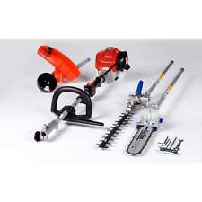 Honda 3 in 1 Petrol Gardening Kit Whipper Snipper, Hedge Trimmer And Chainsaw