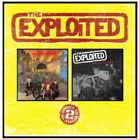 The Exploited - Troops Of Tomorrow / Apocalypse Punk Tour 1981 [CD]