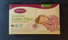 ClevaMama ClevaFoam Memory Foam Toddler Pillow, BNIB