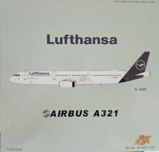 J-FOX JFA321001 - 1/200 LUFTHANSA AIRBUS A321-131 D-AIRK & Herpa Wings Katalog