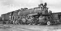 Great Northern Railroad photo  Baldwin Steam Locomotive 1981 2-6-8-0  Train