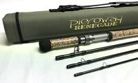 "Pieroway Renegade 8116-4 Fly Rod, 11'6"" 8wt 4pc, NEW"