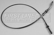 Accelerator Cable fits FORD ESCORT Mk4 1.4 86 to 90 Throttle Firstline 6129816
