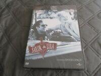 "DVD NEUF ""SAILOR & ET LULA"" Nicolas CAGE, Laura DERN / David LYNCH"