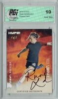 Rose Lavelle 2019 HYPE #23 Red 1 of 5 Auto JSA Rookie Card PGI 10