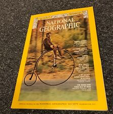 Back issue: National Geographic, September 1972