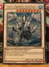 Trishula, Dragon of the Ice Barrier - DUSA EN081 - 1st Ed - Mint - Ultra Rare