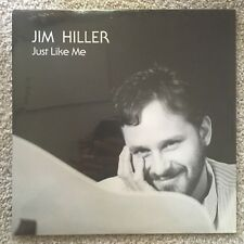 JIM HILLER JUST LIKE ME LP RAINBOW KIDD 1985 ohio ssw AOR soft rock modern soul