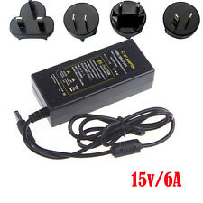 AC AC100-240V 15V 6A Power Adapter Supply Charger For IMAX B6 B8 Balance Charger
