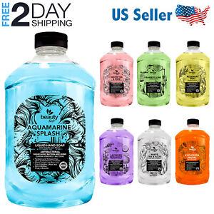 Liquid Hand Soap Refill Moisturizing 67.6 oz Pick your Scent