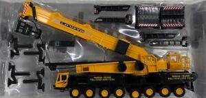 1:50 All terrain Model Crane - Yellow